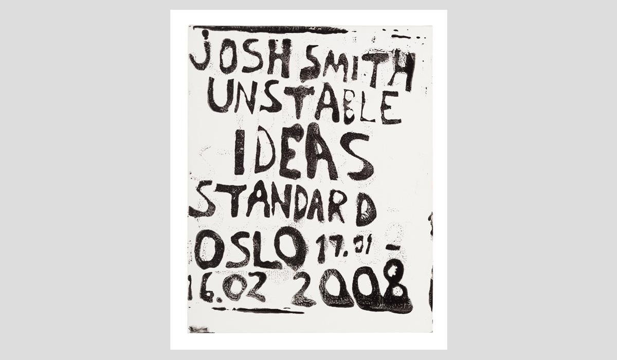 Josh Smith - Untitled (2008)