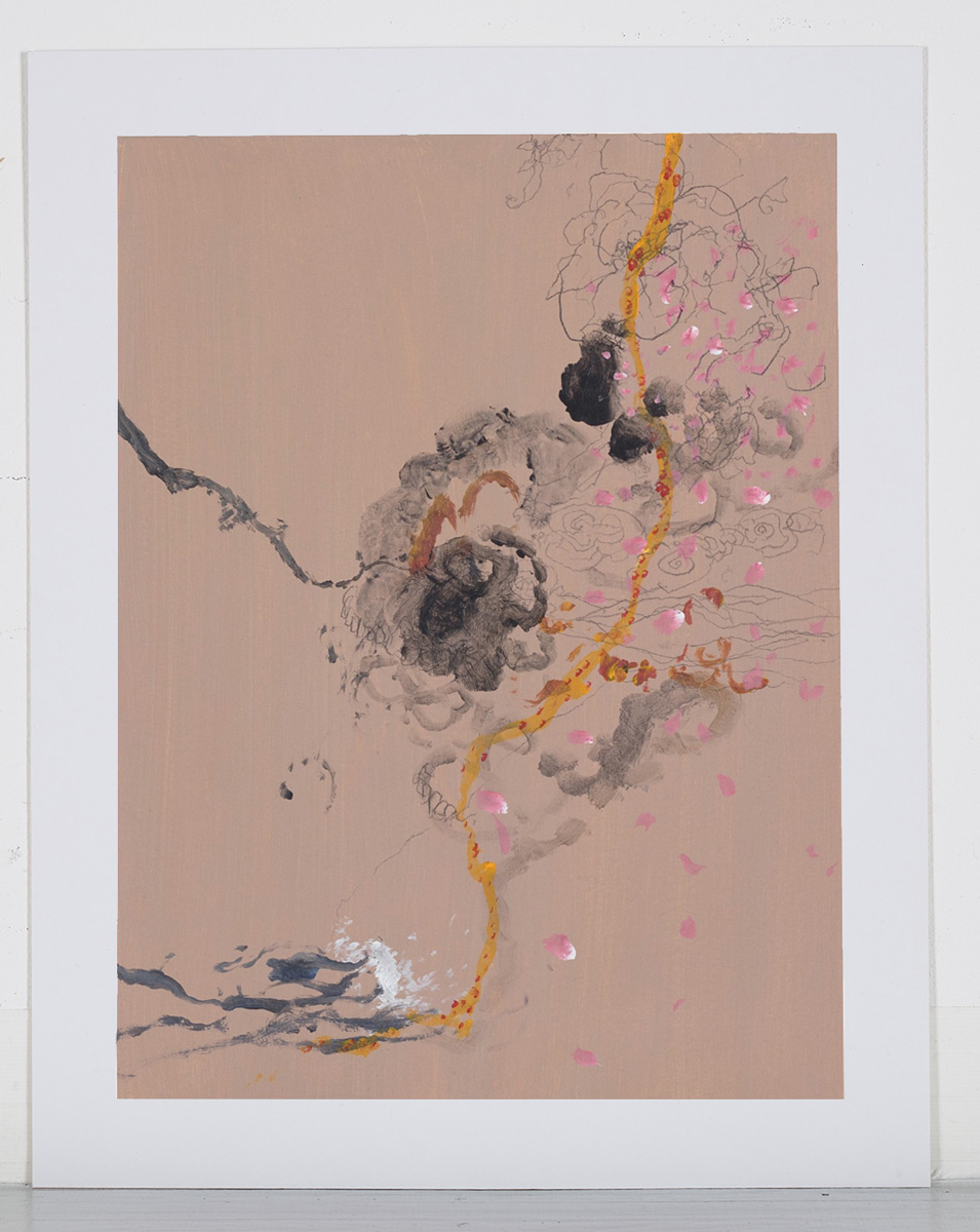blond-contemporary–kim-whittaker-david–three-works-(iii)-ARK-No.-12
